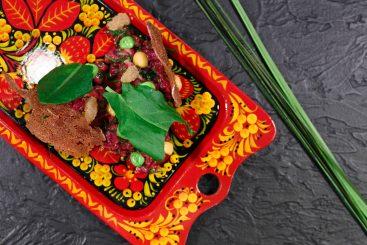Фестиваль корейской исовременной русской кухни