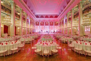 Гала-ужин вКолонном зале
